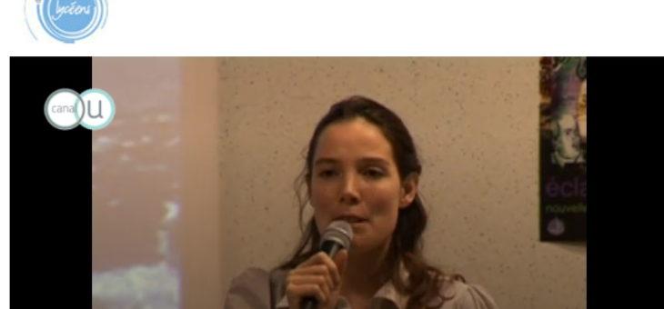 Video de la conférence sur le changement climatique – université de tous les savoires